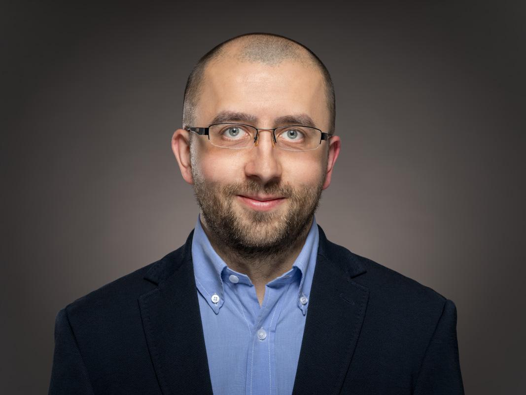 Łukasz Lach - Maintenance Coordinator