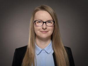 Monika Laufer-Ryszka - Communications and Marketing Specialist