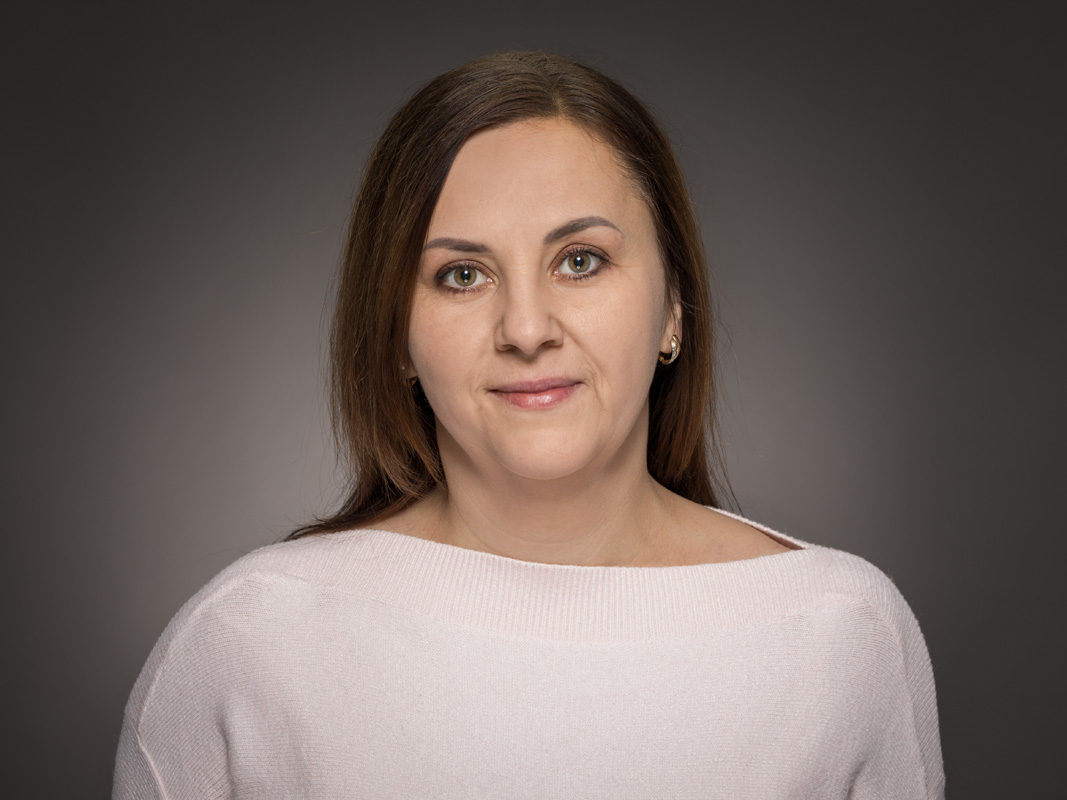 Ewa Bombela - HR Specialist