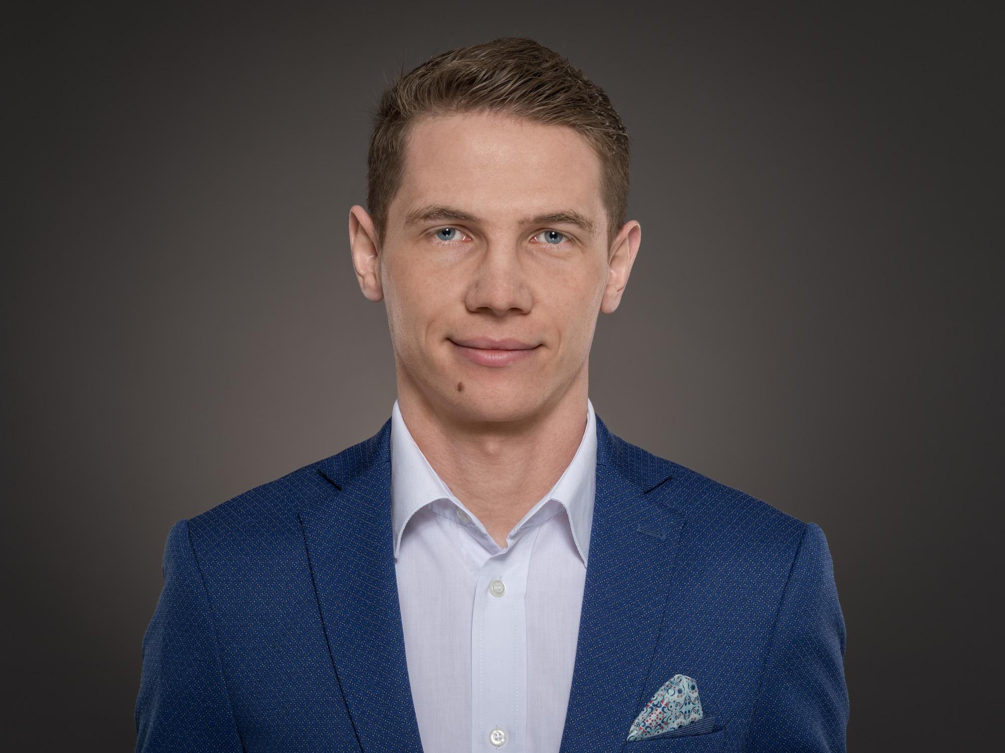 Kierownik Działu Sprzedaży Damian Jasiołek